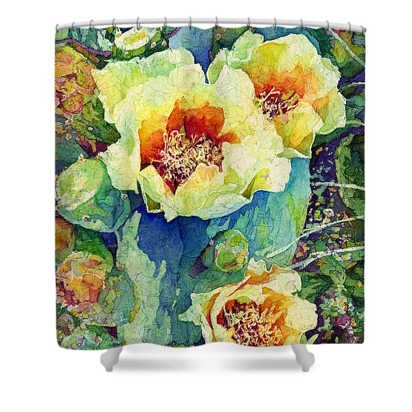 Cactus Splendor II Shower Curtain