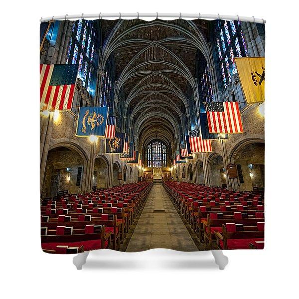 Cadet Chapel Shower Curtain