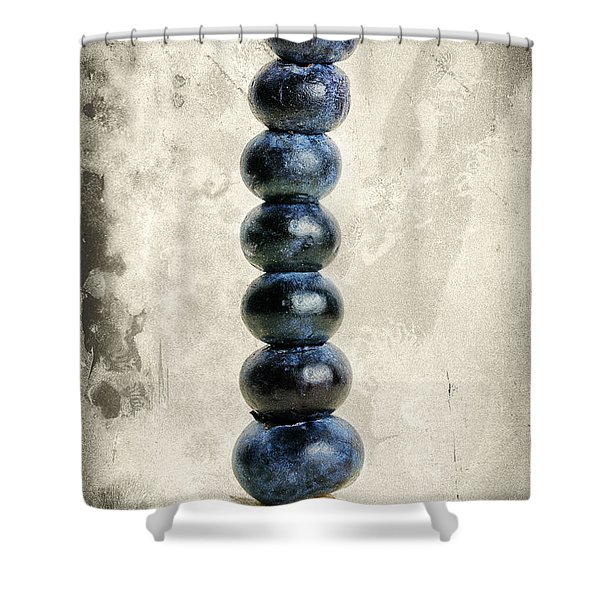 Cairnberries Shower Curtain