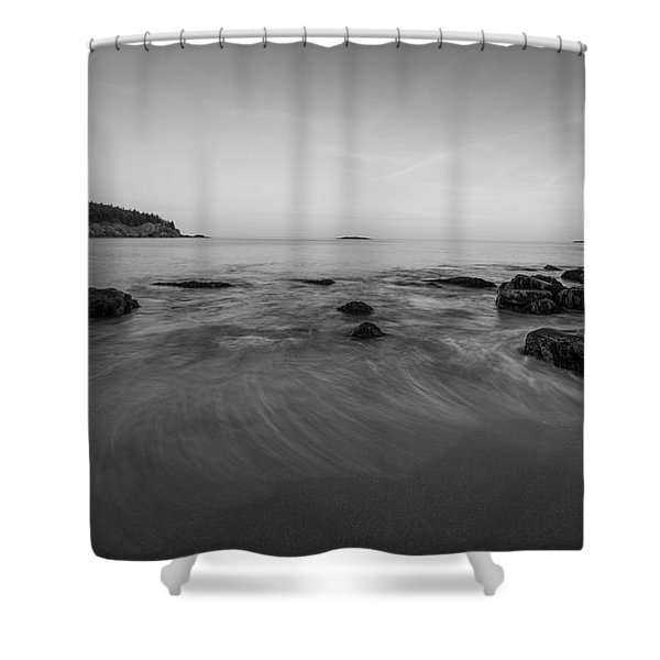 Calm Waters Bnw Shower Curtain