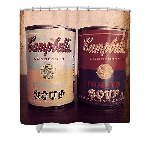 Campbells Redux 2 Shower Curtain