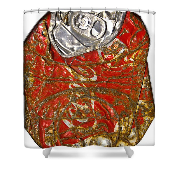 Can Not Anymore-front Shower Curtain