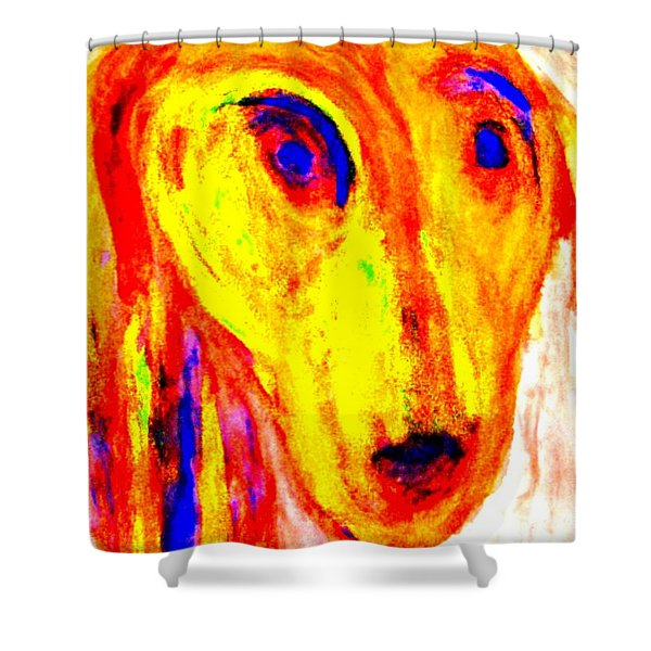 Can You Keep A Secret Or Must I Keep It To Myself   Shower Curtain