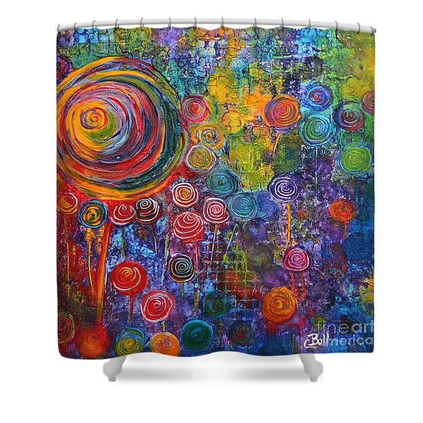 Candyland Shower Curtain