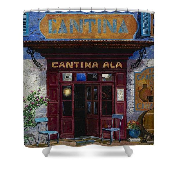 cantina Ala Shower Curtain