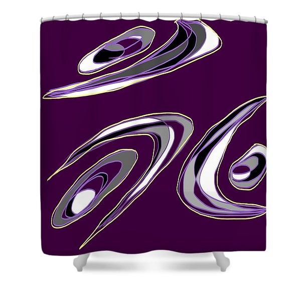 Caregiver Shower Curtain