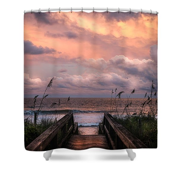 Carolina Dreams Shower Curtain