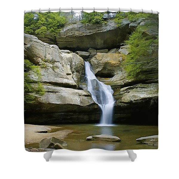 Cedar Falls Shower Curtain