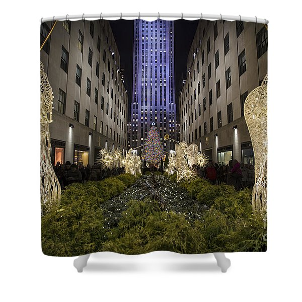 Celebration Of Light Shower Curtain