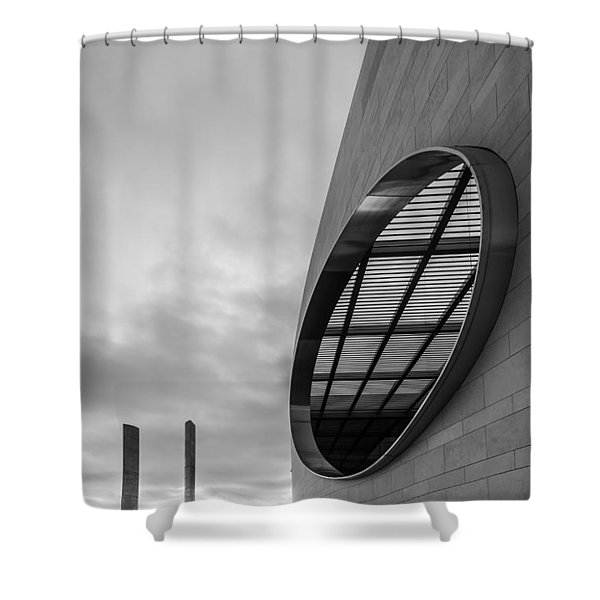 Champalimaud Centre For The Unknown Shower Curtain