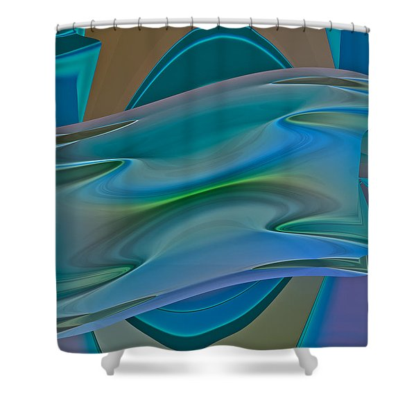 Changing Expectations Shower Curtain