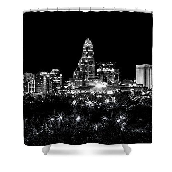 Charlotte Night Shower Curtain