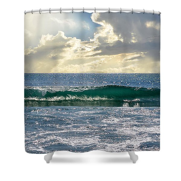 Charybdis Shower Curtain