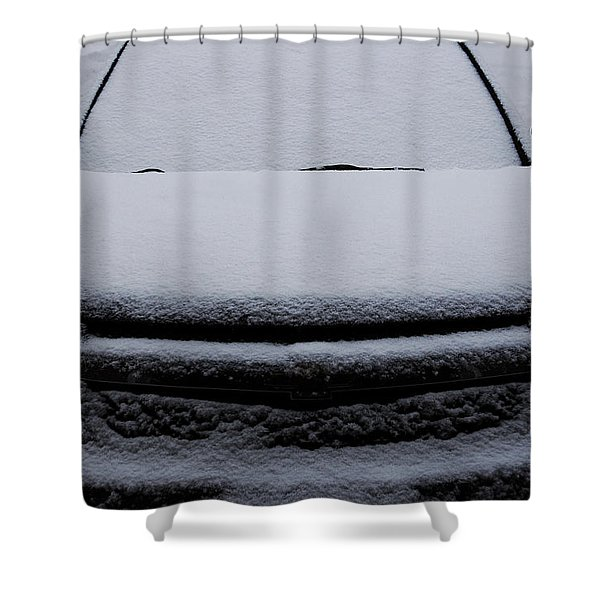 Chevy Equinox Shower Curtain