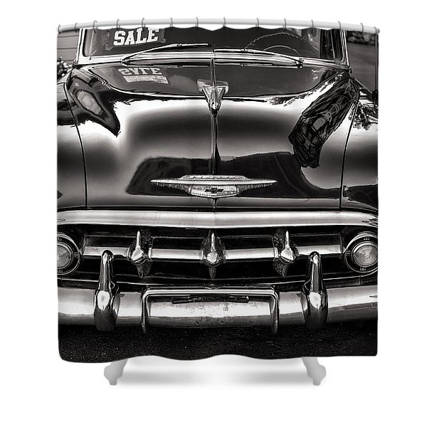 Chevy For Sale Shower Curtain