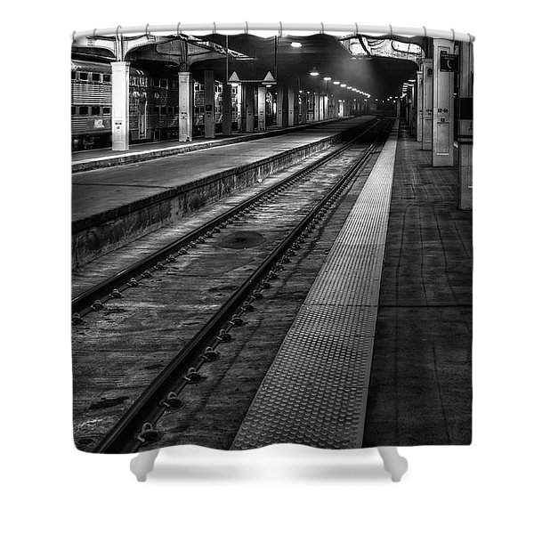 Chicago Union Station Shower Curtain