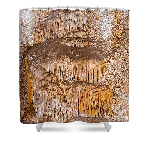 Chinesetheater Carlsbad Caverns National Park Shower Curtain