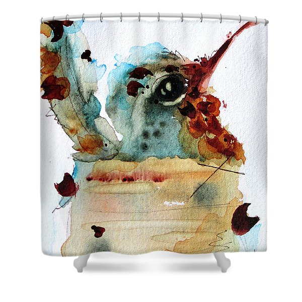 Chloe Nesting Shower Curtain