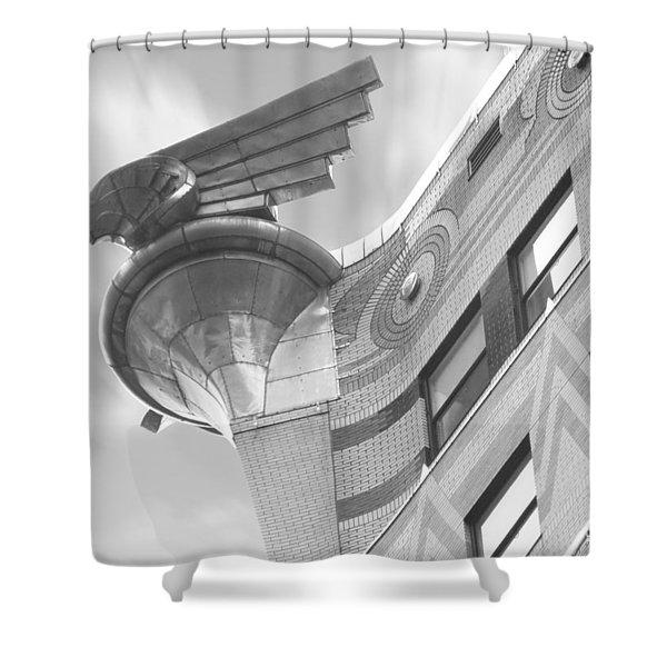 Chrysler Building 4 Shower Curtain