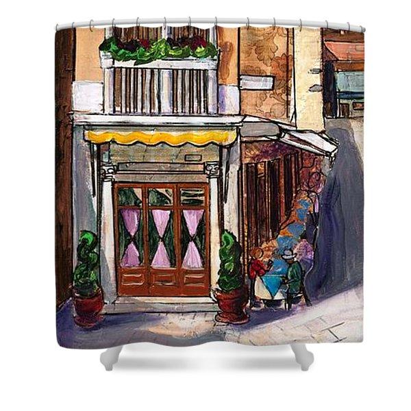 Classic Venice Shower Curtain