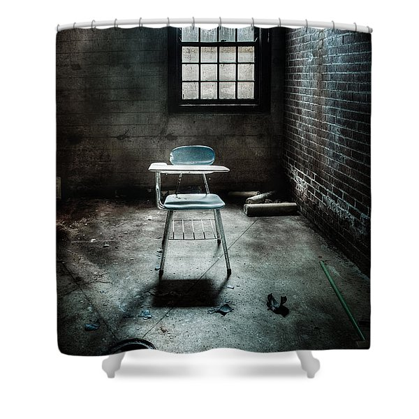 Classroom - School - Class For One Shower Curtain