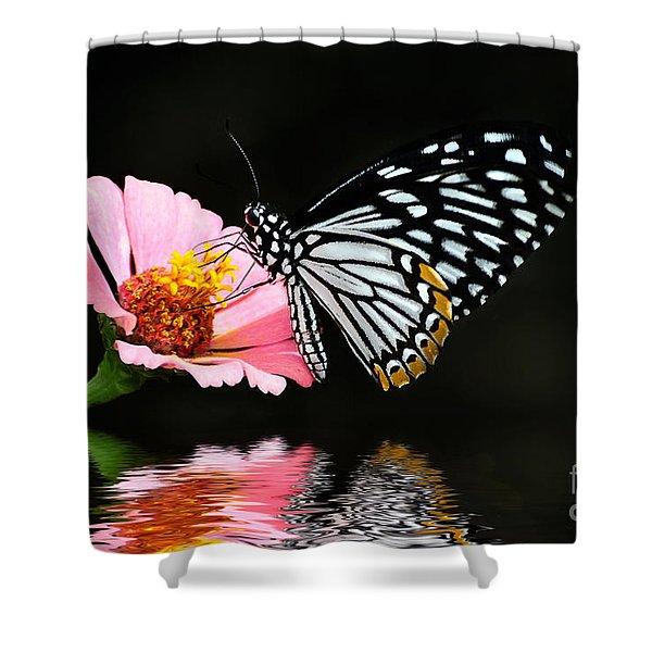 Cliche Shower Curtain