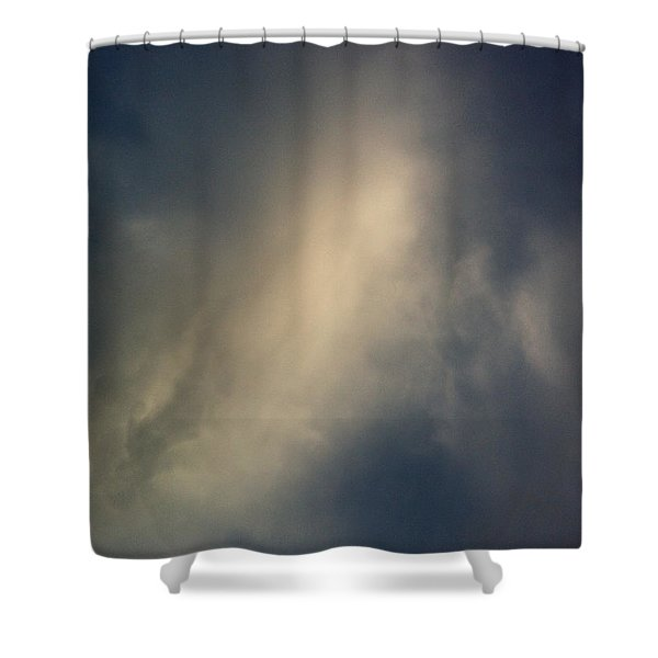 Cloud 9398 Shower Curtain