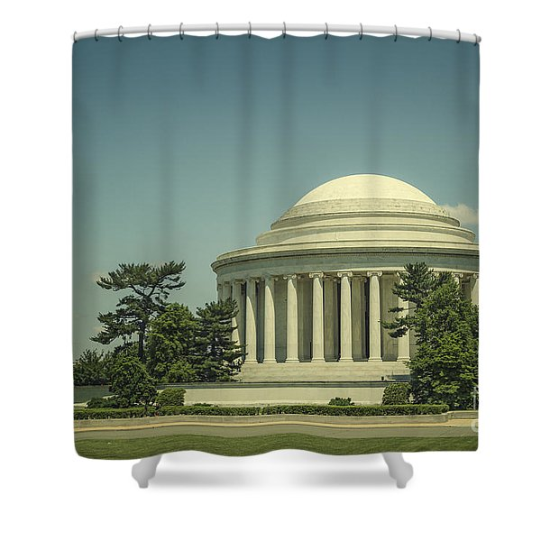 Code Of Honor Shower Curtain