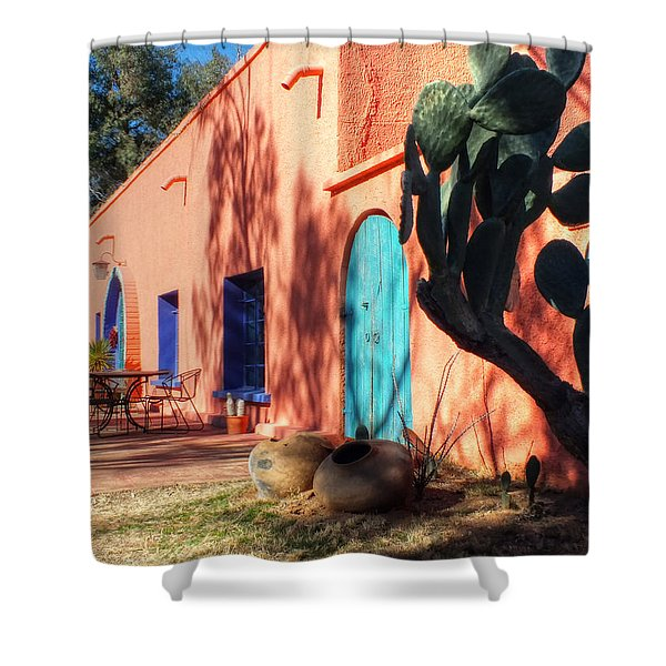 Colors Of The Desert Southwest Shower Curtain