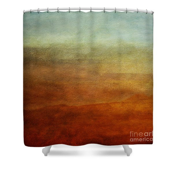 Colours Of The Fall Shower Curtain