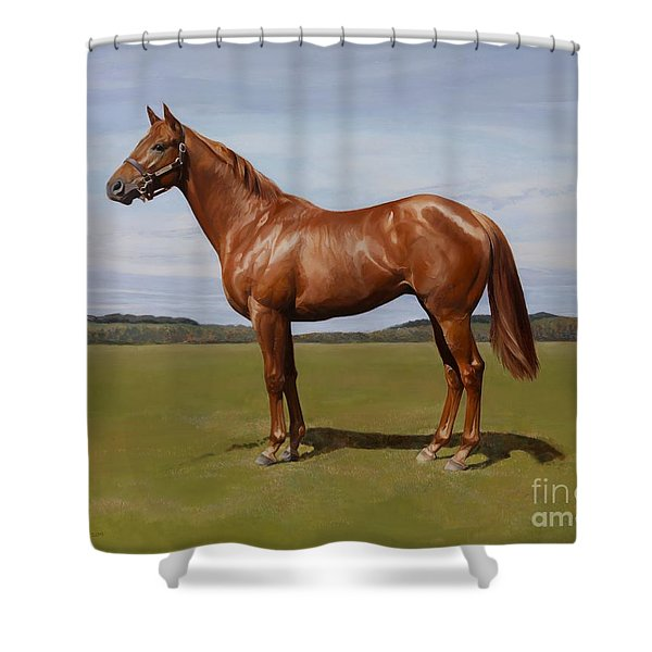 Colt Shower Curtain