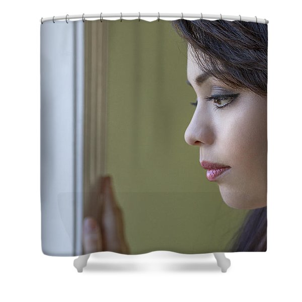 Come To My Window Shower Curtain