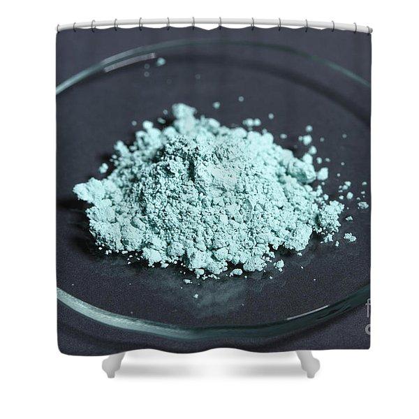 Copperii Carbonate Shower Curtain