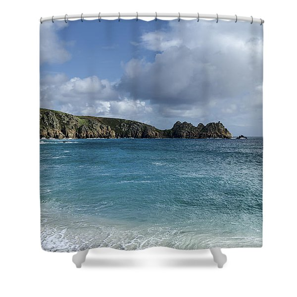 Cornwall's Beauty Shower Curtain