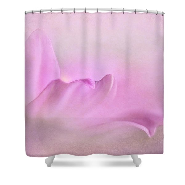 Cosmos Abstract II Shower Curtain