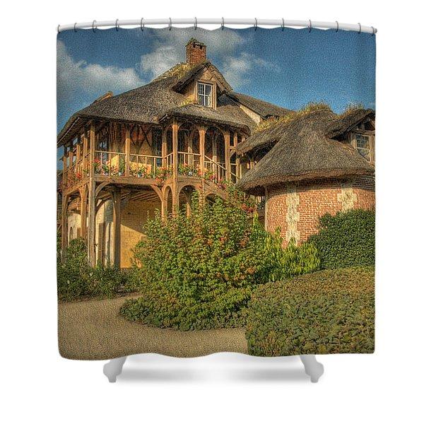 Cottage Versailles Shower Curtain