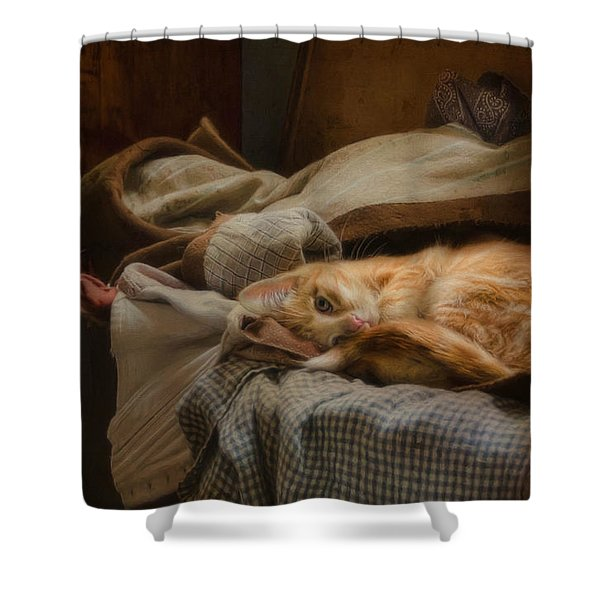Cozy Shower Curtain
