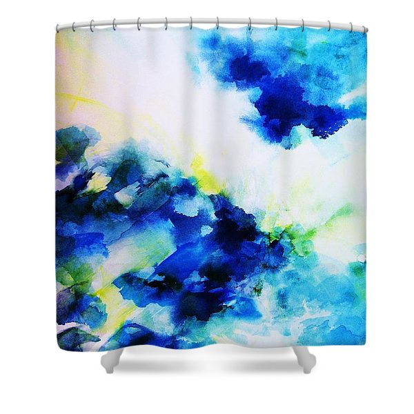 Creative Forces  Shower Curtain