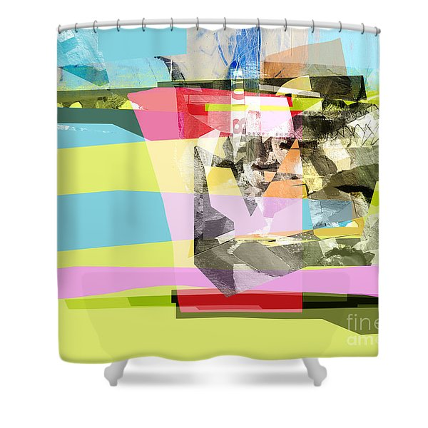 Cristal D'ete Shower Curtain