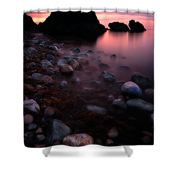 Cromarty Sunrise Shower Curtain