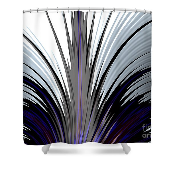 Cruella De Vil Shower Curtain
