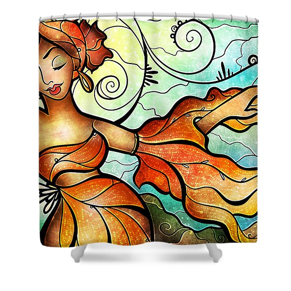 Cubana Shower Curtain