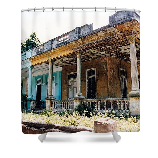 Curbside Appeal Shower Curtain