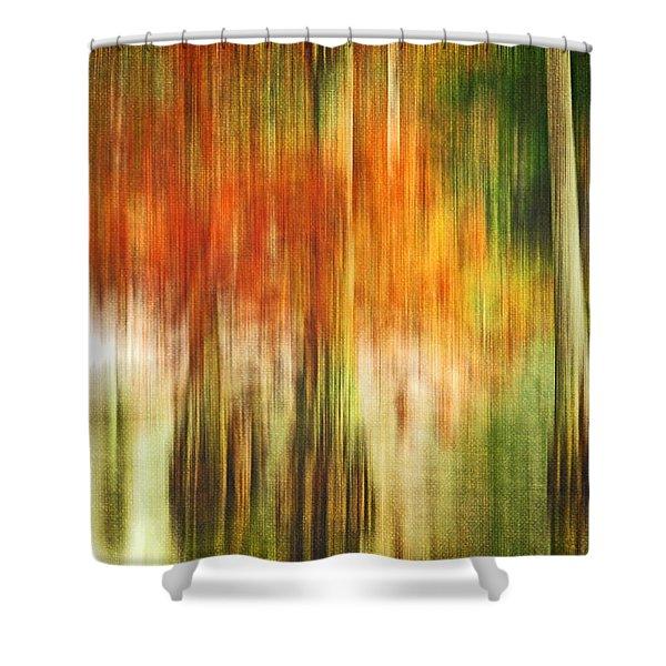 Cypress Pond Shower Curtain