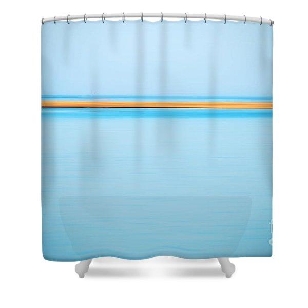Dahab - Red Sea Shower Curtain
