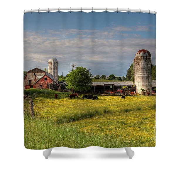 Milk Barn Shower Curtains (Page #2 of 8) | Fine Art America