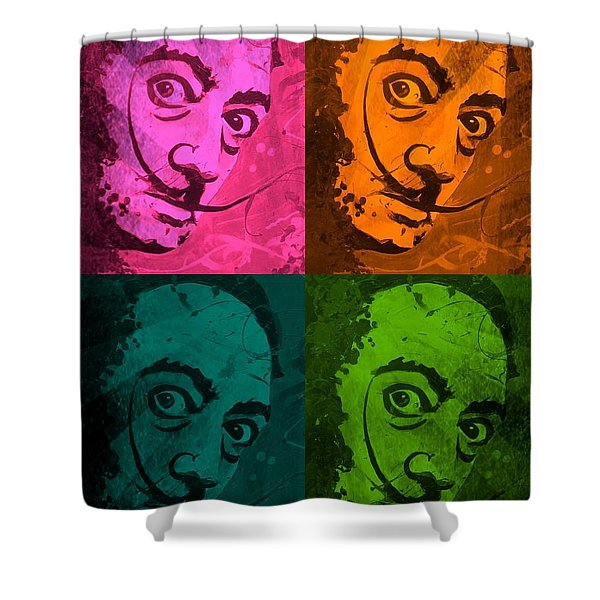 Daliwood Shower Curtain