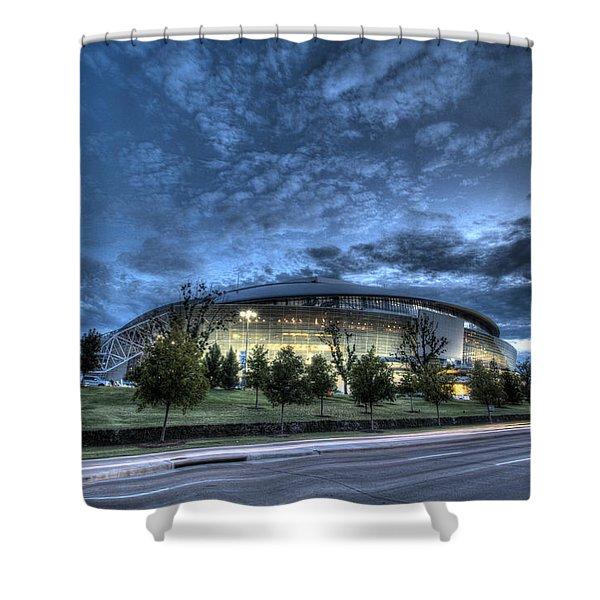 Dallas Cowboys Stadium Shower Curtain