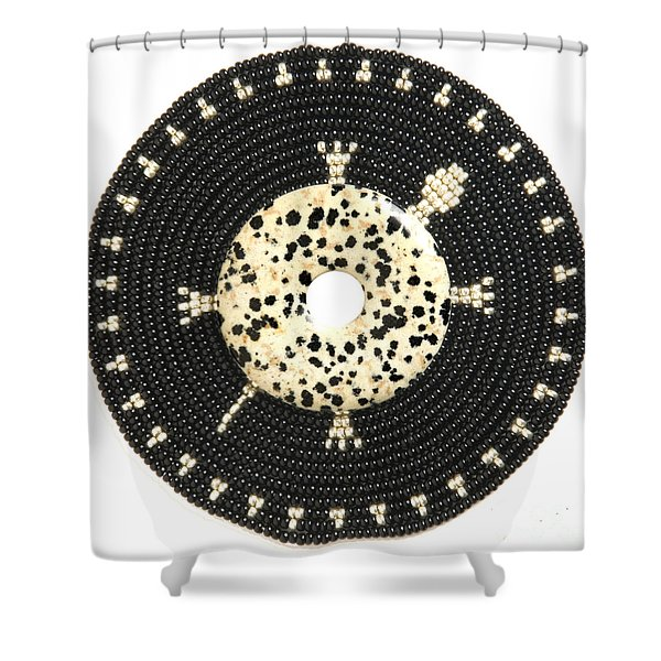 Dalmation Shower Curtain