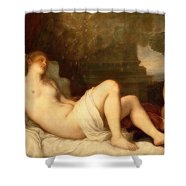 Danae Shower Curtain